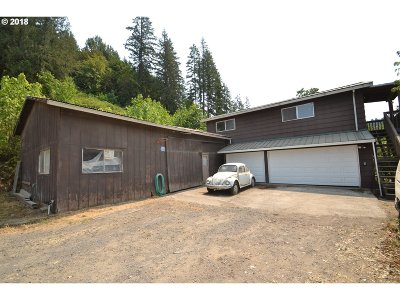 Yamhill Single Family Home For Sale: 29320 NW Williams Canyon Rd