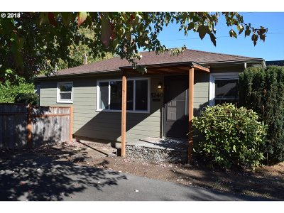 Beaverton Single Family Home For Sale: 5240 SW 160th Ave