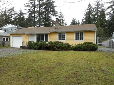 Portland Single Family Home For Sale: 3142 SE 116th Ave