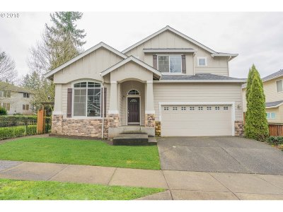 Vancouver WA Single Family Home Sold: $426,500