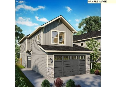 Vancouver WA Single Family Home For Sale: $322,900