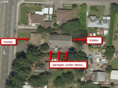 Clackamas County, Multnomah County, Washington County Multi Family Home For Sale: 5312 SE 122nd Ave