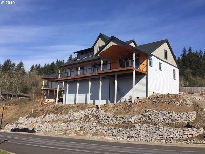 Washougal Single Family Home For Sale: 1597 N Columbia Ridge Way