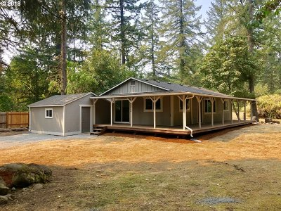 Molalla Single Family Home For Sale: 36234 S Dickey Prairie Rd