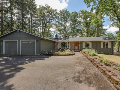 Milwaukie Single Family Home For Sale: 14005 SE Maloy Ln
