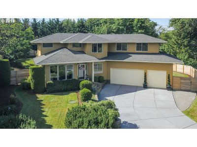 Camas Single Family Home For Sale: 1927 NW Forest Home Ln