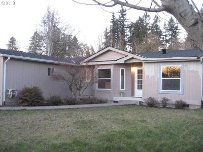 Canby Single Family Home Sold: 1655 S Elm St #316
