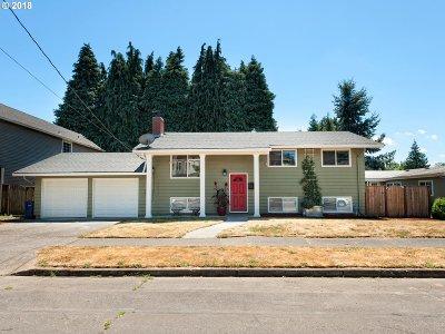 Clackamas County, Multnomah County, Washington County Single Family Home For Sale: 6818 N Swift St
