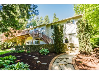 Single Family Home For Sale: 24014 NW Bacona Rd