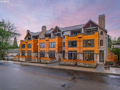 Lake Oswego Single Family Home For Sale: 548 4th St