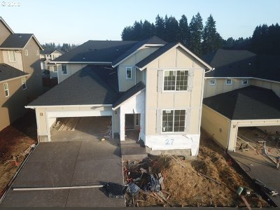 Tualatin Single Family Home For Sale: 20014 SW 63rd Ter #HS 27