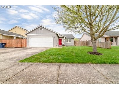 Eugene Single Family Home For Sale: 1238 Colton Way