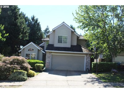 Single Family Home For Sale: 15320 SW Riddle Ct