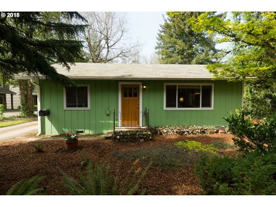 Single Family Home For Sale: 8205 SW Oleson Rd