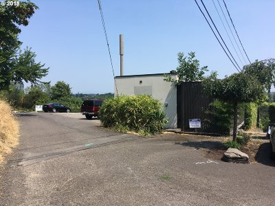 Portland Commercial For Sale: 4530 SW Kelly Ave