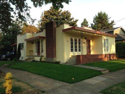 Eugene Single Family Home For Sale: 1394 Ferry St