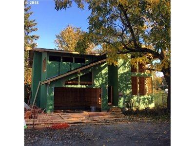 Single Family Home For Sale: 4604 NE 73rd Ave
