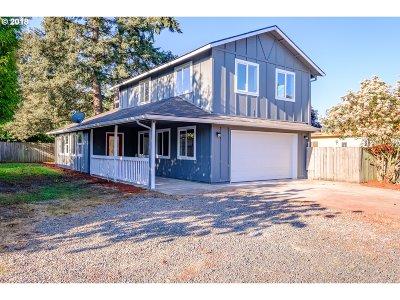 Eugene Single Family Home For Sale: 2106 Four Oaks Grange Rd