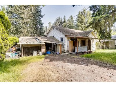 Portland Single Family Home For Sale: 1030 SE 184th Ave