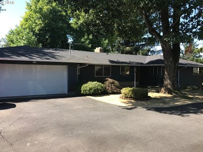 Milwaukie Single Family Home For Sale: 5030 SE Allen Rd