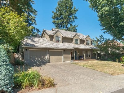 Wilsonville Single Family Home For Sale: 29625 SW Jackson Way
