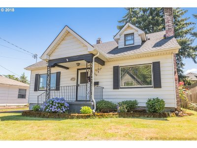 Single Family Home For Sale: 7910 N Hereford Ave