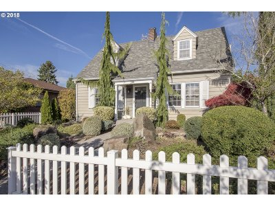 Vancouver Single Family Home For Sale: 314 W 34th St