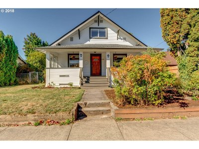 Forest Grove Single Family Home For Sale: 2032 B St