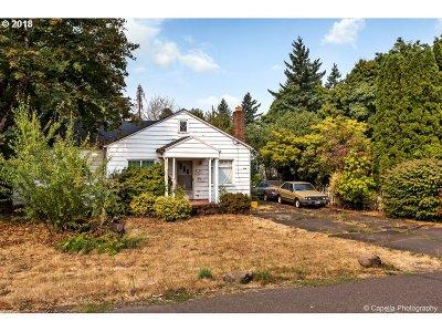Single Family Home For Sale: 5937 NE Mason St