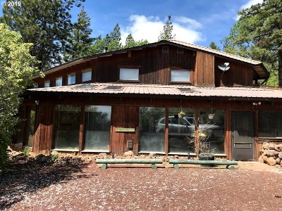 Goldendale Single Family Home For Sale: 195 Golden Pine Rd