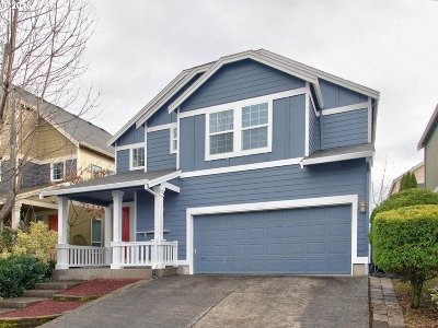 Beaverton, Aloha Single Family Home For Sale: 20638 SW Mabel St