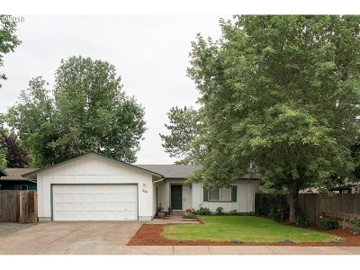 Springfield Single Family Home For Sale: 250 71st Pl