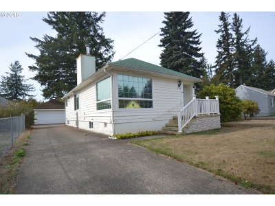 Single Family Home For Sale: 2325 SE 139th Ave