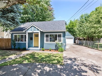 Hillsboro, Beaverton, Tigard Single Family Home For Sale: 747 SE Cedar St