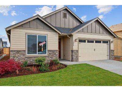 Canby Single Family Home For Sale: 1060 S Walnut St #Lot78