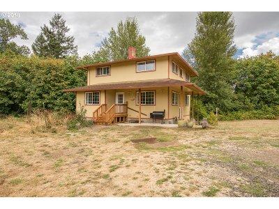 Dayton Single Family Home For Sale: 6705 SE Webfoot Rd