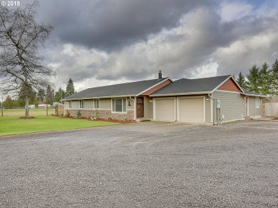 Boring Single Family Home For Sale: 31455 SE Kelso Rd
