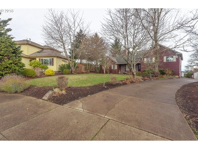Salem Single Family Home For Sale: 2955 Foxhaven Dr