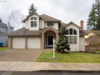 Single Family Home For Sale: 14107 SE Fircrest Ct