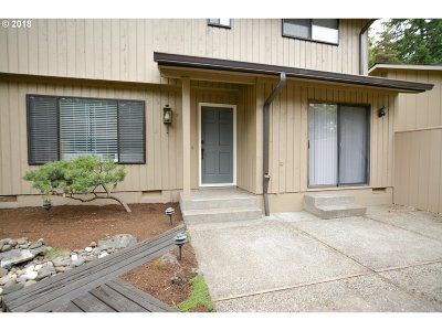 Beaverton Single Family Home For Sale: 7290 SW Wilson Ct #17