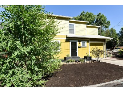Bend Single Family Home For Sale: 400 NW Staats St