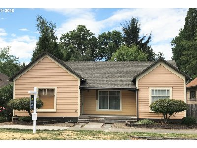 Sherwood, King City Single Family Home For Sale: 16255 SW Railroad St