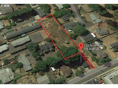 Canby Residential Lots & Land For Sale: SW 3rd Ave