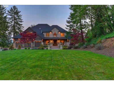 Camas Single Family Home For Sale: 1420 NW Forest Home Rd