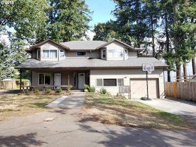 Portland Single Family Home For Sale: 312 SE 126th Ave