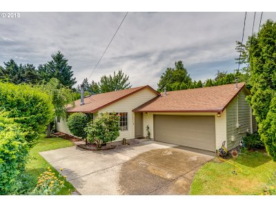 Portland Single Family Home For Sale: 3041 SE 87th Ave