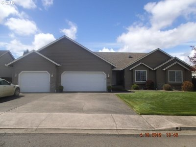 Sutherlin Single Family Home For Sale: 323 Cambridge Dr