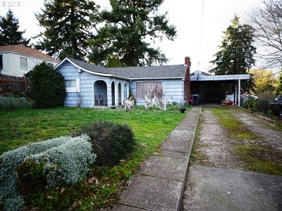 Salem Single Family Home For Sale: 575 Vista Ave SE