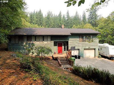 Rainier OR Single Family Home Sold: $319,000