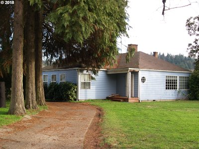 Turner Single Family Home Sold: 6686 Turner Rd